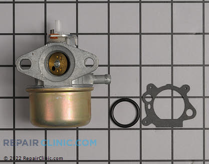 Carburetor, Briggs & Stratton Genuine OEM  690000