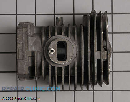 Cylinder Head (Genuine OEM)  640200007