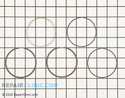 Piston Ring Set, Kawasaki Genuine OEM  13008-6016