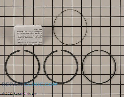 Piston Ring Set, Briggs & Stratton Genuine OEM  698375