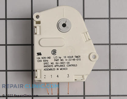 Defrost Timer 4390515         Main Product View