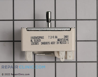 Surface Element Switch (OEM)  WB24T10146 - $14.40