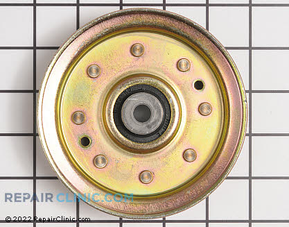 Flat Idler Pulley (Genuine OEM)  175820