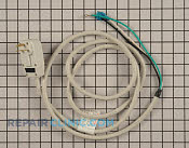 Power Cord - Part # 1260175 Mfg Part # 5304459236