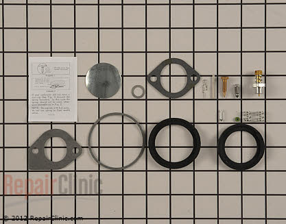 Rebuild Kit, Briggs & Stratton Genuine OEM  394698