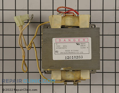 Kitchenaid Microwave High Voltage Transformer