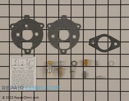Rebuild Kit, Briggs & Stratton Genuine OEM  394693
