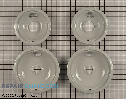 Whirlpool Oven Burner Drip Bowl Kit