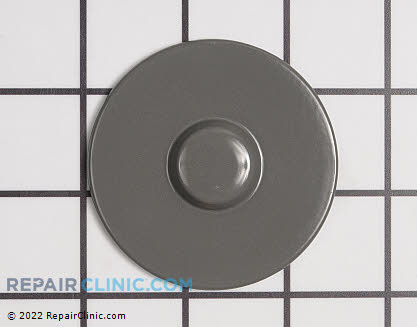 Surface Burner Cap W10205324       Main Product View
