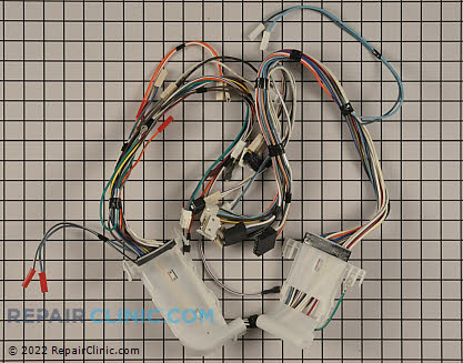 Whirlpool Dishwasher Wire Harness