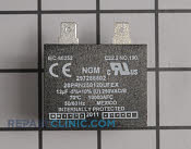 Run Capacitor - Part # 1793694 Mfg Part # 297286802