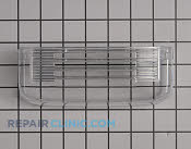 Light  Lens - Part # 2117292 Mfg Part # W10313918