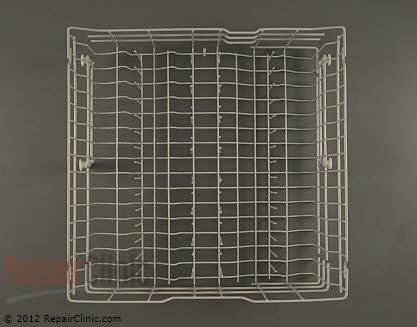Upper Dishrack Assembly (OEM)  WD28X10336 - $78.15