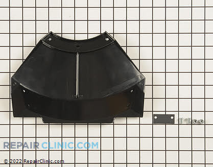 Deflector, Toro Genuine OEM  683299, 1847054