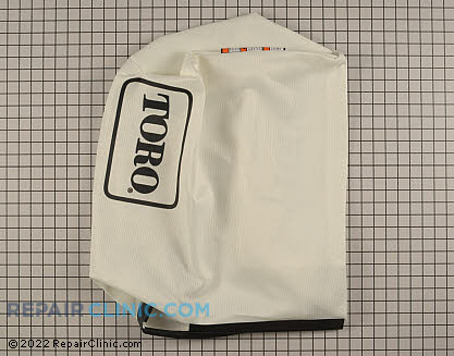 Grass Catching Bag, Toro Genuine OEM  66-0010, 1847025