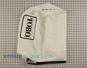 Grass Catching Bag - Part # 1847025 Mfg Part # 66-0010