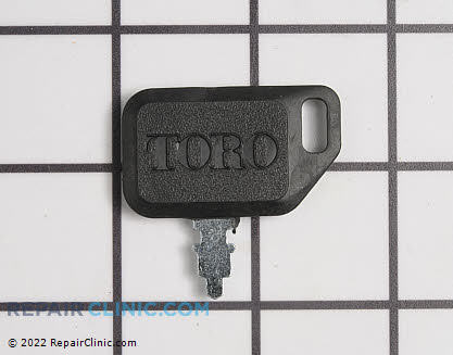 Key, Start/Ignition, Toro Genuine OEM  62-7770