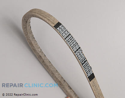 Belt: V-Belt 07229700 Main Product View