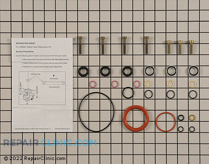O-Ring, Briggs & Stratton Genuine OEM  185714GS