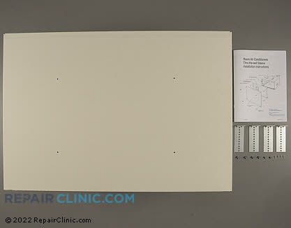 Kenmore Air Conditioner Access Panel