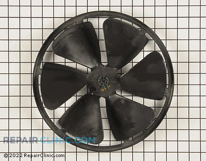 Fan Blade 61634001 Main Product View