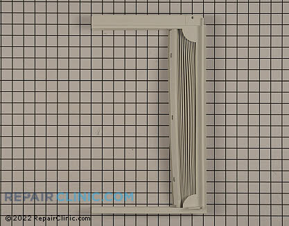 Air Conditioner Window Side Curtains