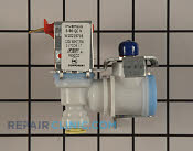 Water Inlet Valve - Part # 1548021 Mfg Part # W10219716