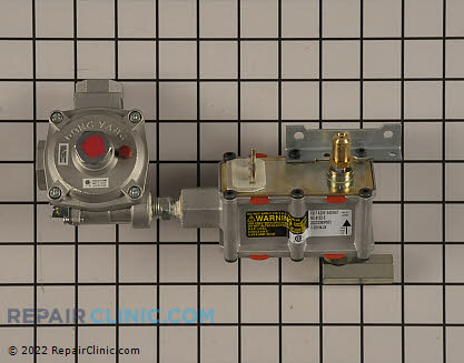 Gas Valve Assembly (OEM)  WB19K10078 - $93.00