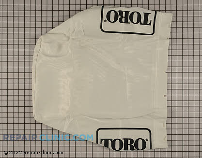 Grass Catching Bag, Toro Genuine OEM  44-0522