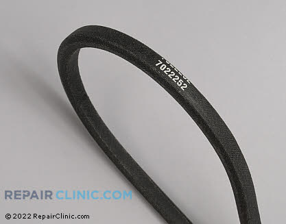 Belt: V-Belt, Briggs & Stratton Genuine OEM  7022252YP - $18.65