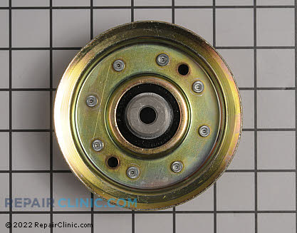 Flat Idler Pulley (Genuine OEM)  173901