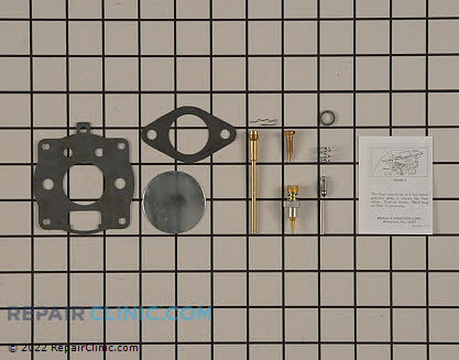 Carburetor, Briggs & Stratton Genuine OEM  299720, 1640538