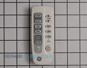 Remote Control - Part # 1264876 Mfg Part # WJ26X10275