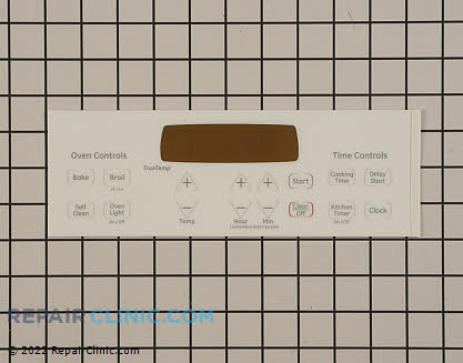 Faceplate WB27T11231      Main Product View