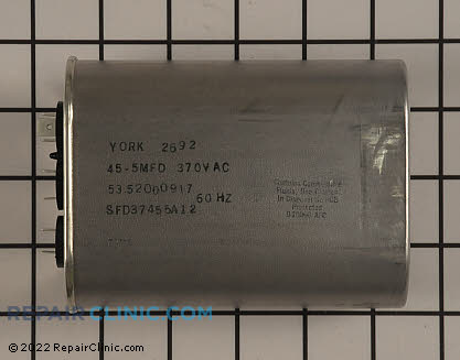 Capacitor (OEM)  5352000917, 645289