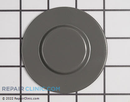 Surface Burner Cap (OEM)  W10205326, 1547497
