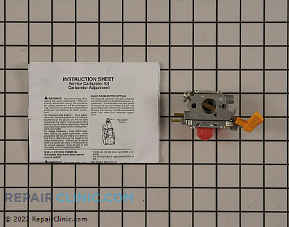 Carburetor (Genuine OEM)  545180811, 1994304