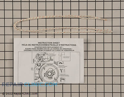 Starter Rope (Genuine OEM)  545050409