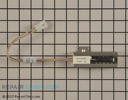 Oven Igniter W10140611 Main Product View