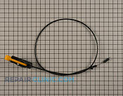 Control Cable - Part # 1949334 Mfg Part # A100552