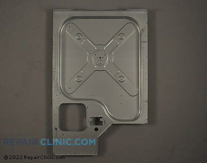 Crosley Dryer Rear Panel
