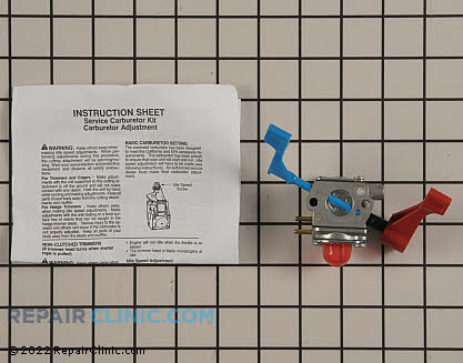 Carburetor Kit (Genuine OEM)  530071629