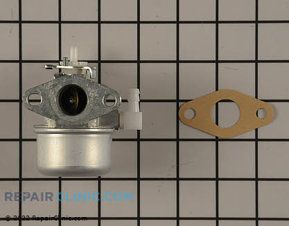 Carburetor, Briggs & Stratton Genuine OEM  498599, 1641825