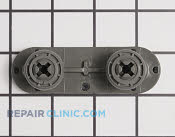 Wheel - Part # 2319503 Mfg Part # W10505748