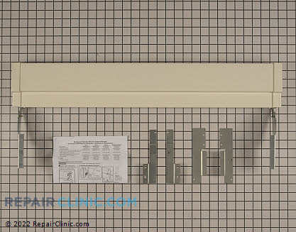 Backsplash panel (OEM)  903046-9014, 1037300