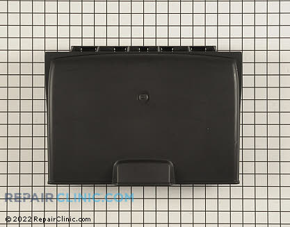 Rear Door Assembly, Honda Power Equipment Genuine OEM  76281-VG4-020ZA - $6.85