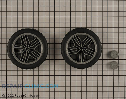 Wheel Assembly, Ariens Genuine OEM  51116000