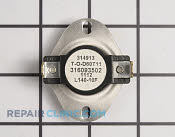 Thermostat - Part # 1513293 Mfg Part # 316093502