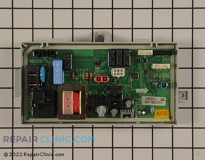 Control Board DC92-00257A Main Product View
