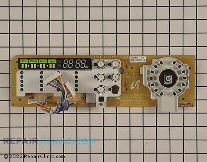 Samsung Washing Machine Control Board
